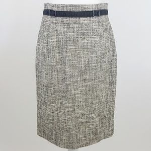 Nordstrom Classiques Entier Tweed Pencil Skirt 6